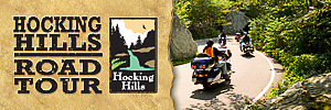Rocky Mountain Park Ohio Motorcycle Tourism