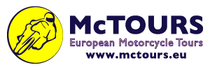 Windy and Fast Mix : Enniskilen MC Tours UK and European Motorcycle Tours