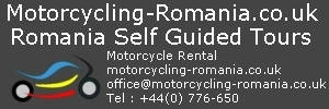 Motorcycling Romania Rental Self Guided Tours