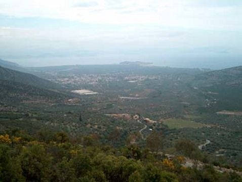 nafplio--githio- Route Photo