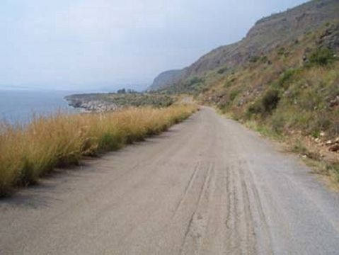 kalamata--mani-region- Route Photo