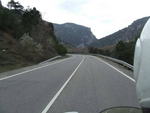n260--la-seu- Route Photo