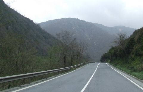 n121a--pamplona-- Route Photo
