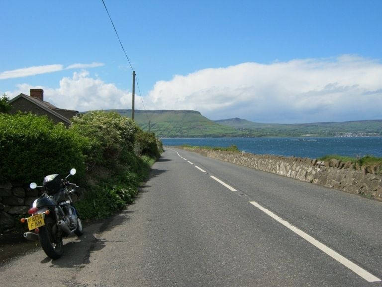 a2--larne-- Route Photo