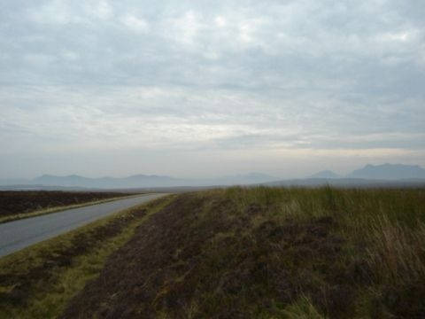 a836--lairg-- Route Photo