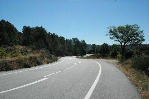 en-103--chaves- Route Photo