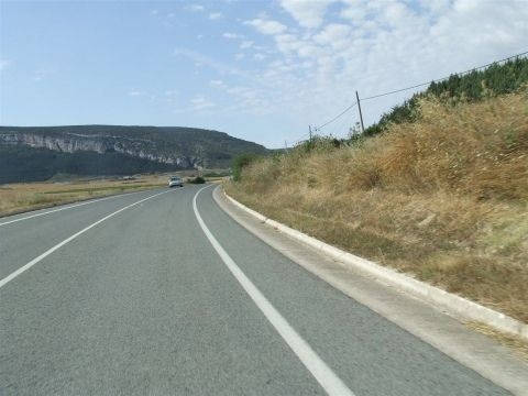 na-150--pamplona- Route Photo