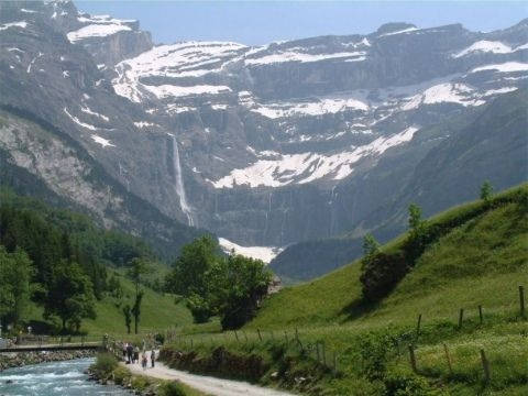 d923--gavarnie-- Route Photo