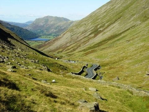 a592--kirkstone-pass- Route Photo