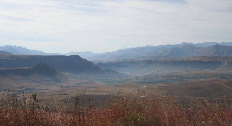 clarens-fouriesburg-- Route Photo