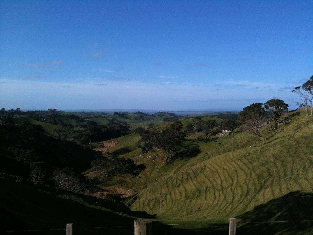 manukau-heads--waiuku- Route Photo