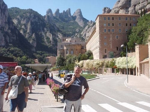 montserrat-run- Route Photo