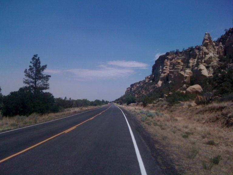 apache-creek-to-grants- Route Photo