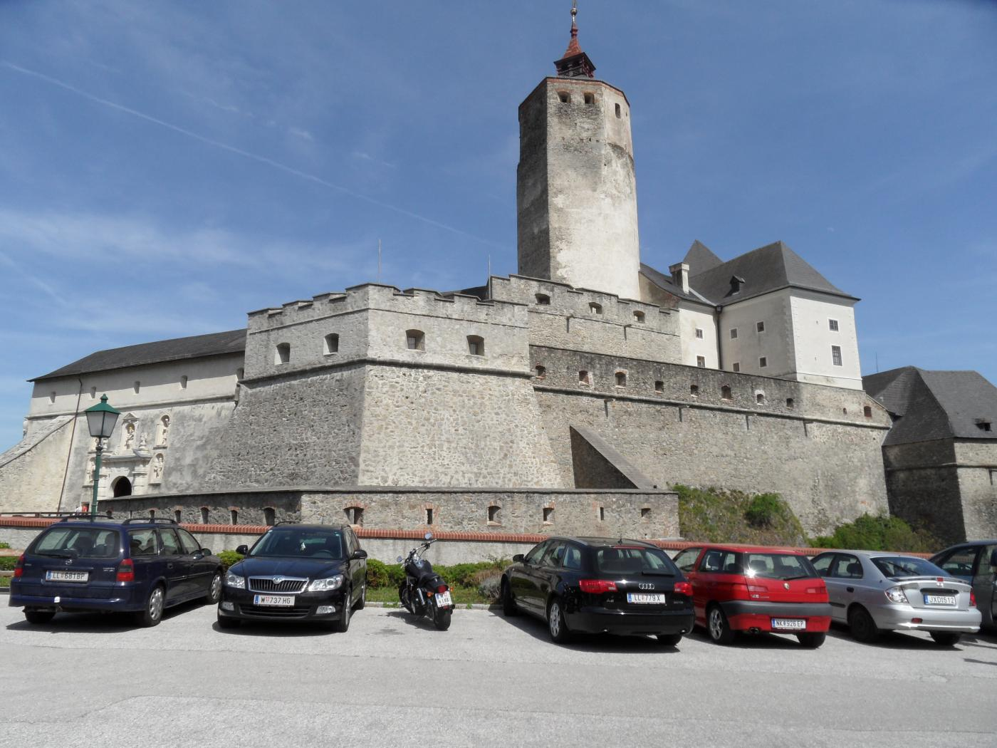 little-stelvio-from-forchtenstein- Route Photo