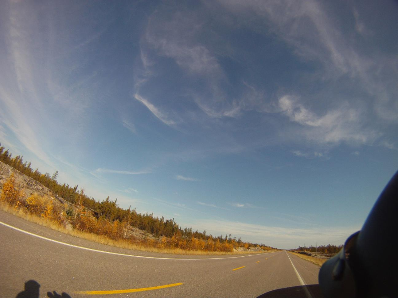 edmonton-ab-to-yellowknife- Route Photo