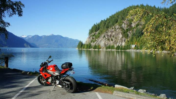 Vancouver Lillooet Loop : Vancouver - Whistler - Lillooet - Lytton - Hope - Vancouver (USA_TTC CAN3)