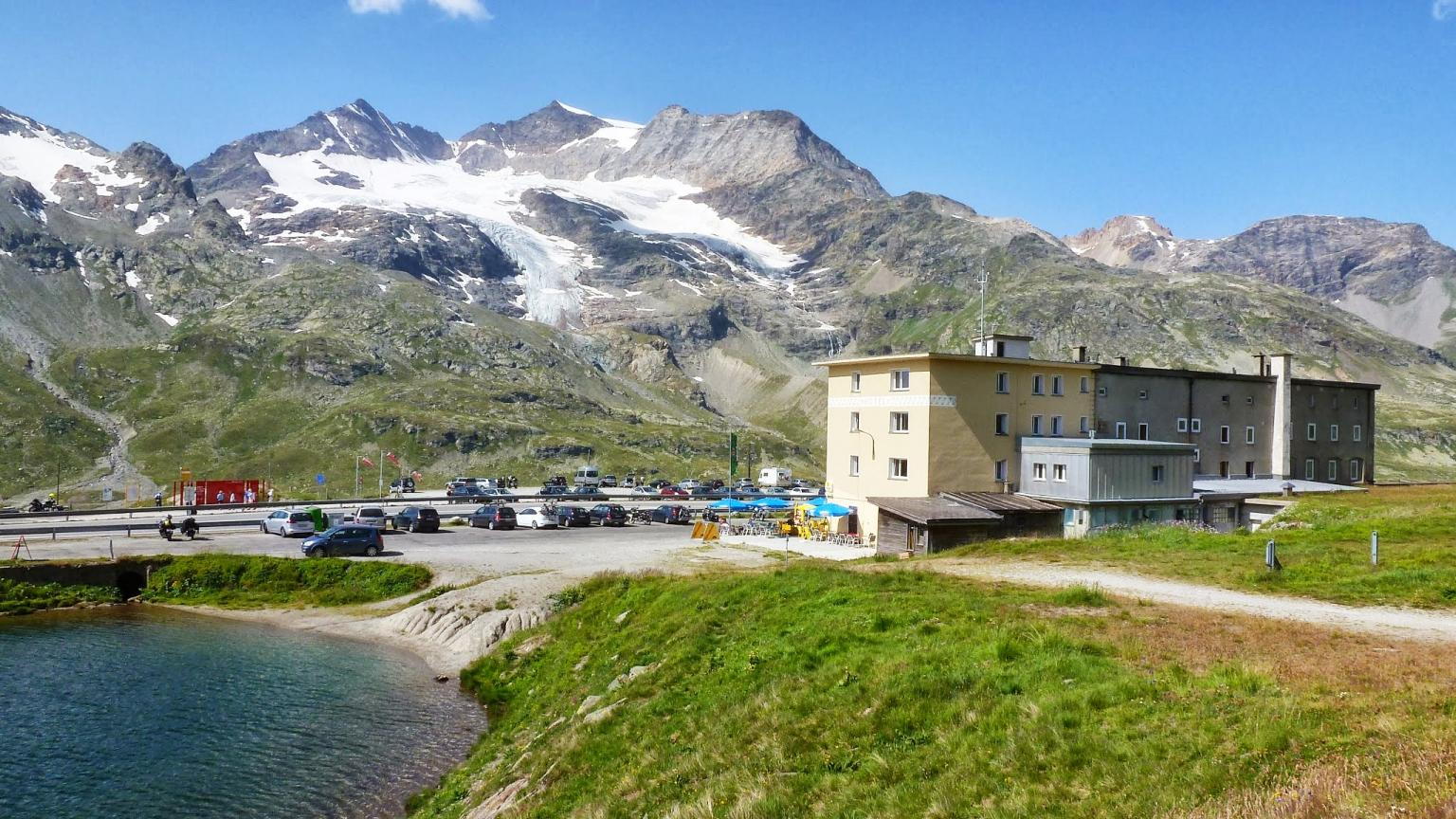 bernina-pass-2328m--- Route Photo