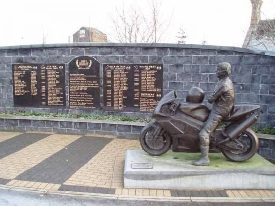 river-bann--joey- Route Photo