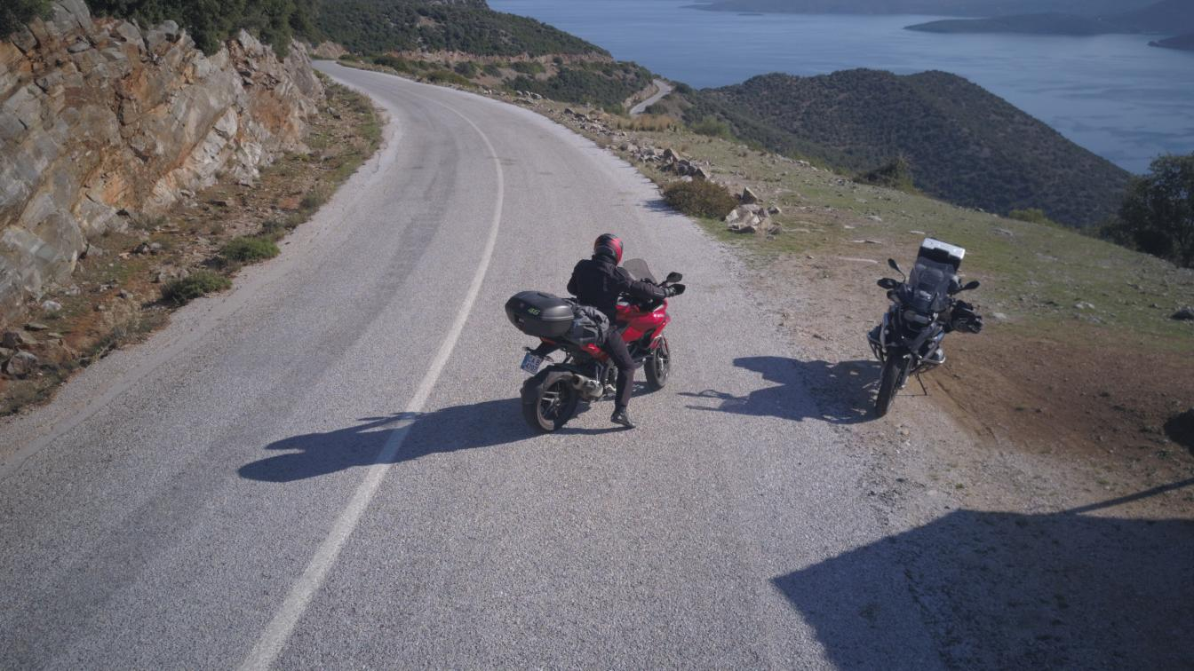 volos--trikerion- Route Photo