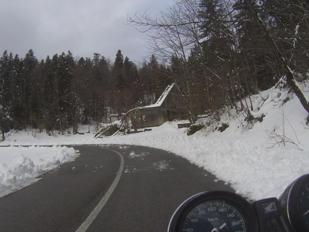 ogulin--jasenak-- Route Photo