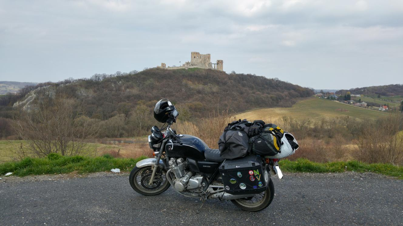 gyor--veszprem- Route Photo