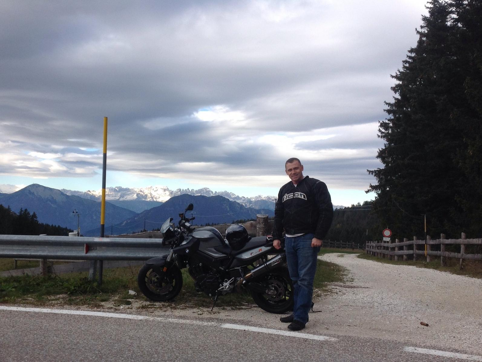 folgaria--asiago-- Route Photo