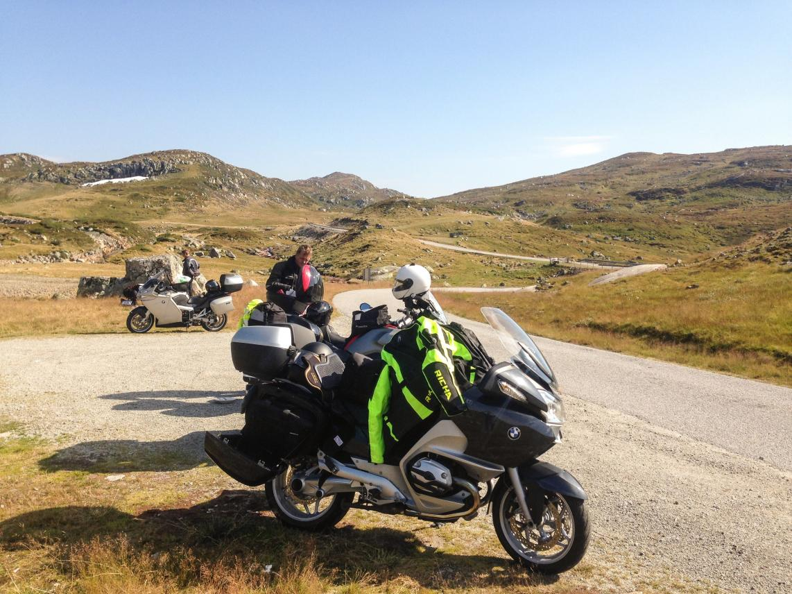telemark--rogaland-tour- Route Photo