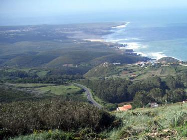 sintra-torres-vedras--tour- Route Photo