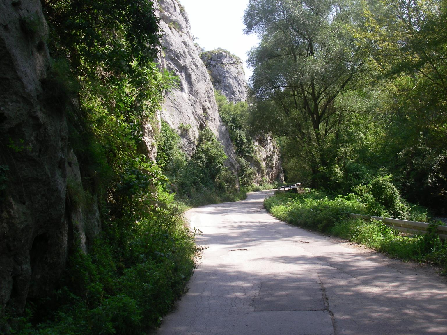 niska-banja--crvena- Route Photo