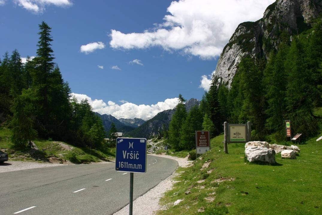 northwest-slovenia-loop-- Route Photo
