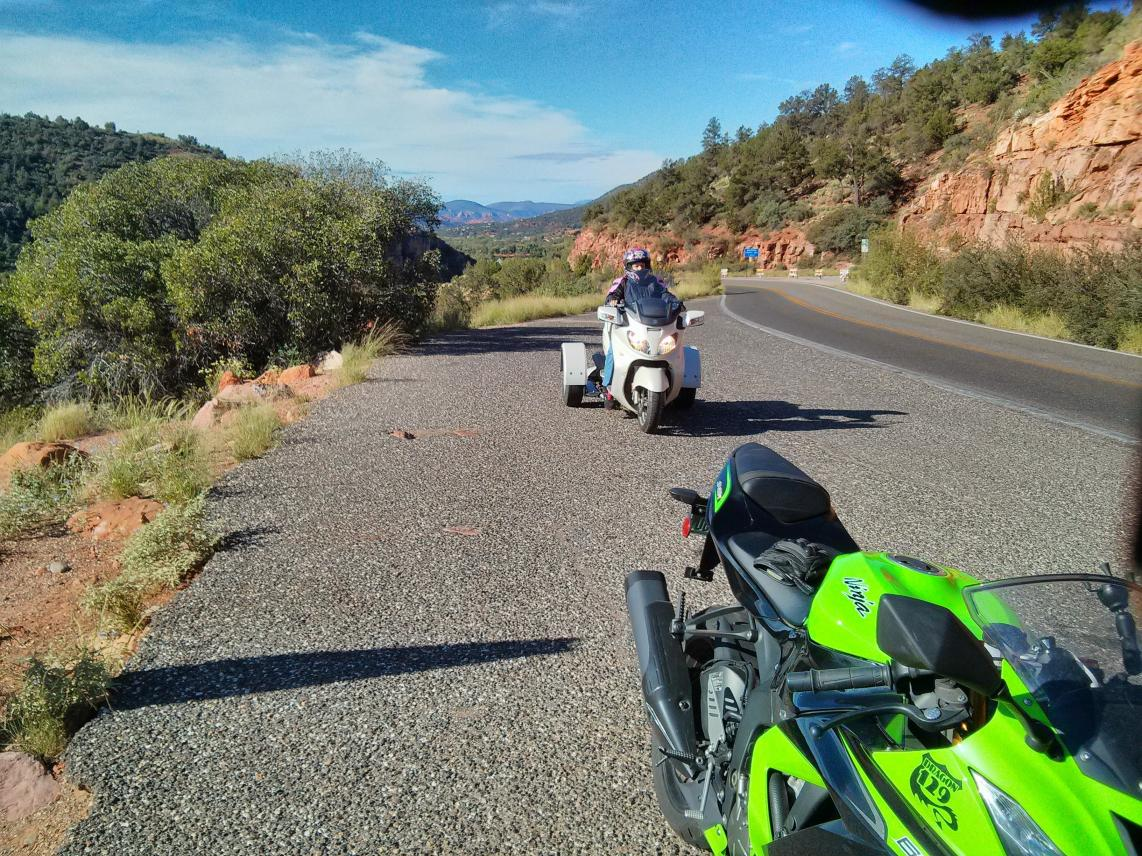 89a--sedona-- Route Photo