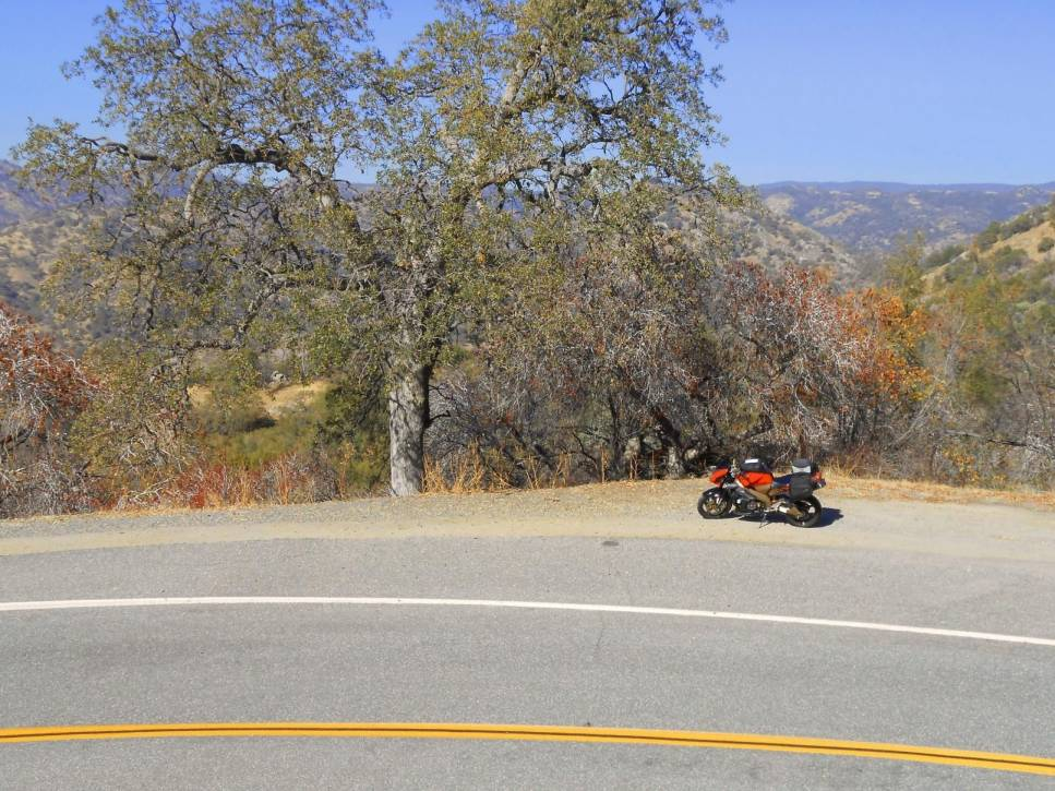 ca-245--woodlake- Route Photo