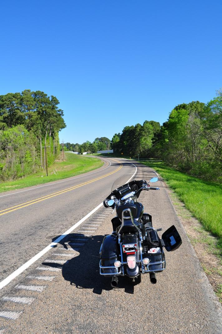 livingston-dam-route-- Route Photo
