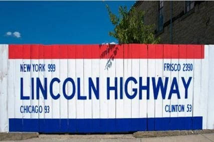 old-lincoln-highway-1913-- Route Photo