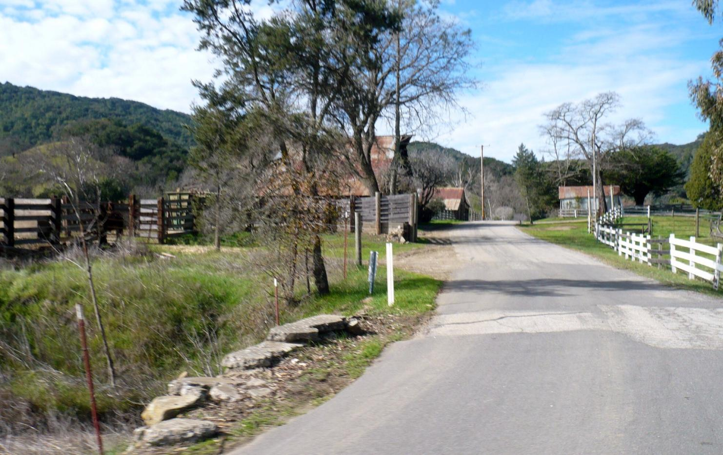 paso-robles-to-cambria- Route Photo