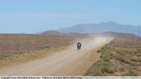 breede-river-to-sutherland- Route Photo